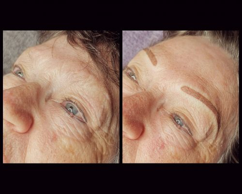 Cosmetic Tattoo – Powder Brows